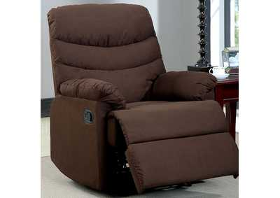 Image for Plesant Valley Brown Recliner