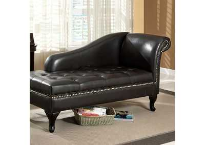 Image for Lakeport Black Chaise