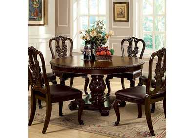 Image for Bellagio Brown Dining Table