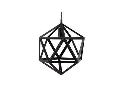 Mea Black Ceiling Lamp