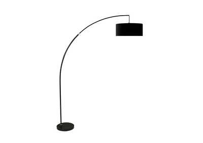 Jess Black Arch Lamp