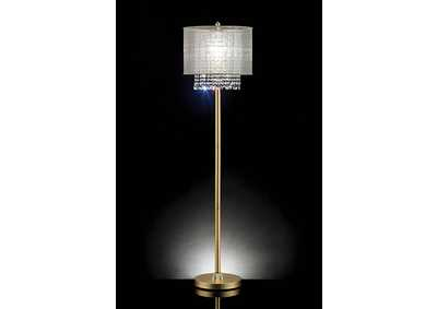 Ana Gold Floor Lamp