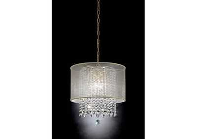 Ana Gold Ceiling Lamp