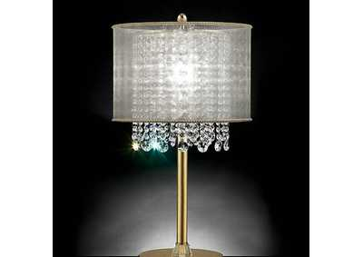 Ana Gold Table Lamp