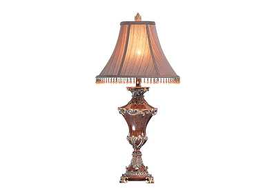 Selma Beige Table Lamp [Set of 2]