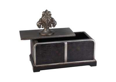 Tracey Brown Decorative Box (Set of 4)