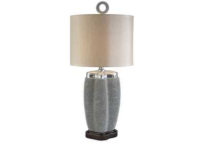 Sylvia Chrome Table Lamp