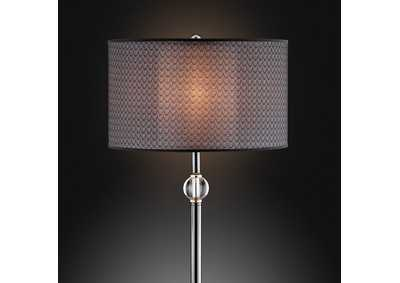 Magda Black Table Lamp