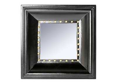 Image for Dagny Black Wall Mirror