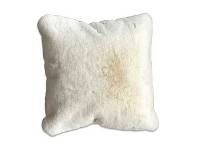 Image for Caparica White Accent Pillow