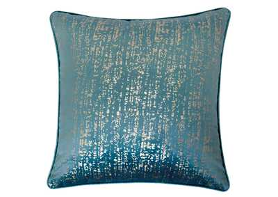 Belle Blue Accent Pillow (Set of 2)
