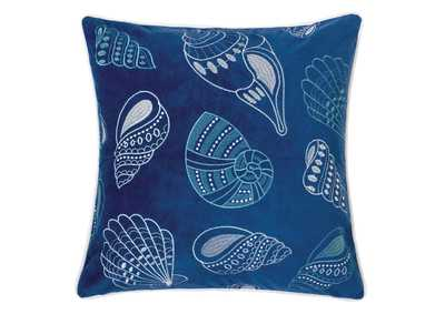 Kimmy Blue Accent Pillow