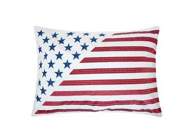 Orgon Flag Accent Pillow (Set of 2)