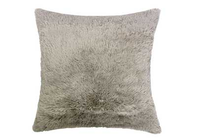Hilary Light Brown Accent Pillow