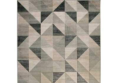 Mortsel Gray Area Rug
