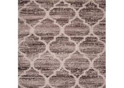 Gresford Brown Area Rug