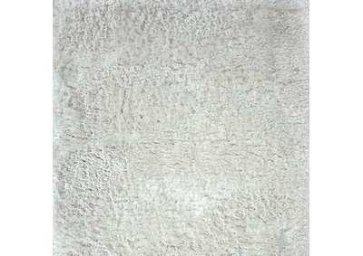 Sason White Area Rug
