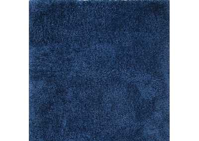 Sason Blue Area Rug