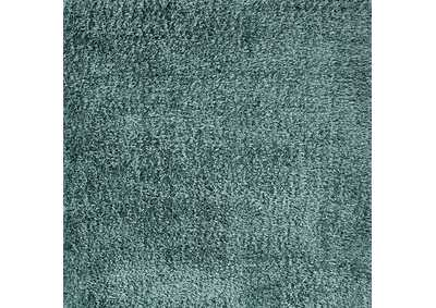 Sason Green Area Rug