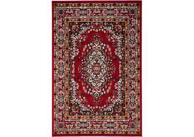 Image for Shinta 5' X 8' Red Area Rug