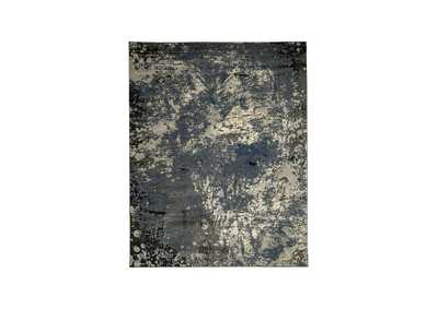 Develi Gray Area Rug