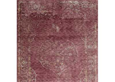 Payas Red Area Rug