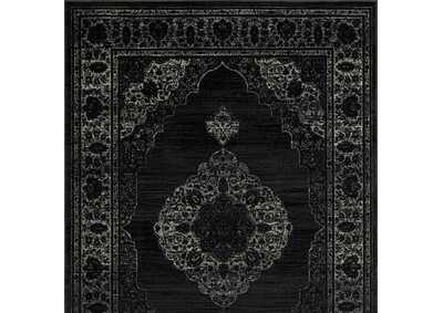 Kozlu Dark Gray Area Rug
