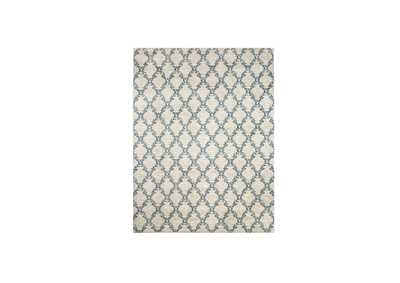 Acanthus Light Gray Area Rug