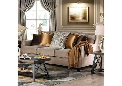 Image for Camilla Beige Sofa