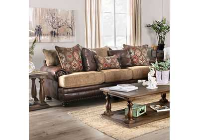 Image for Fletcher Brown Stationary Sofa