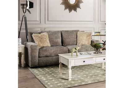 Crane Brown Sofa