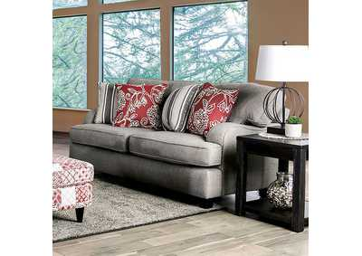 Ames Loveseat,Furniture of America