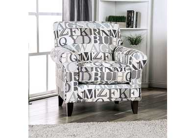 Verne Letter Chair