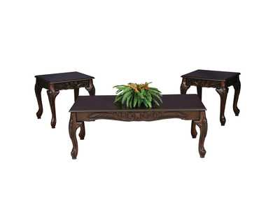 Image for Cherry 3 Pack Table Set