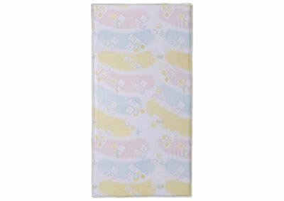 Image for Abc Pattern Foam Crib Mattress