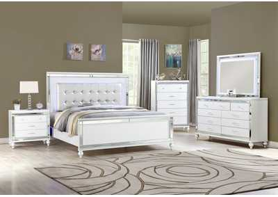 Image for Sterling White Queen Bed