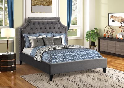 Image for Wilson Gray King Bed