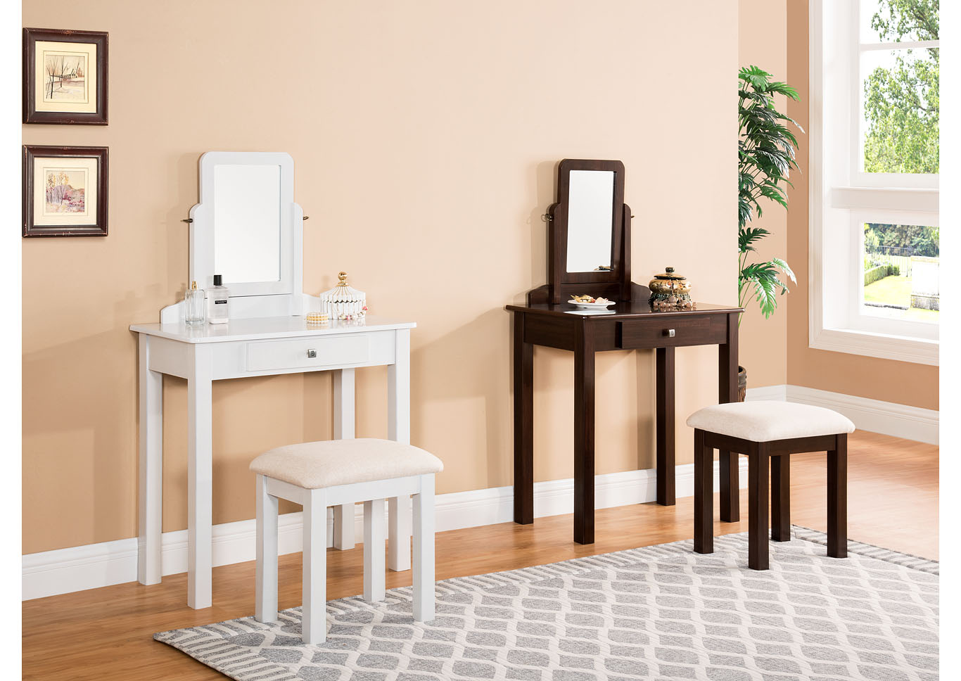 Espresso Vanity,Global Trading