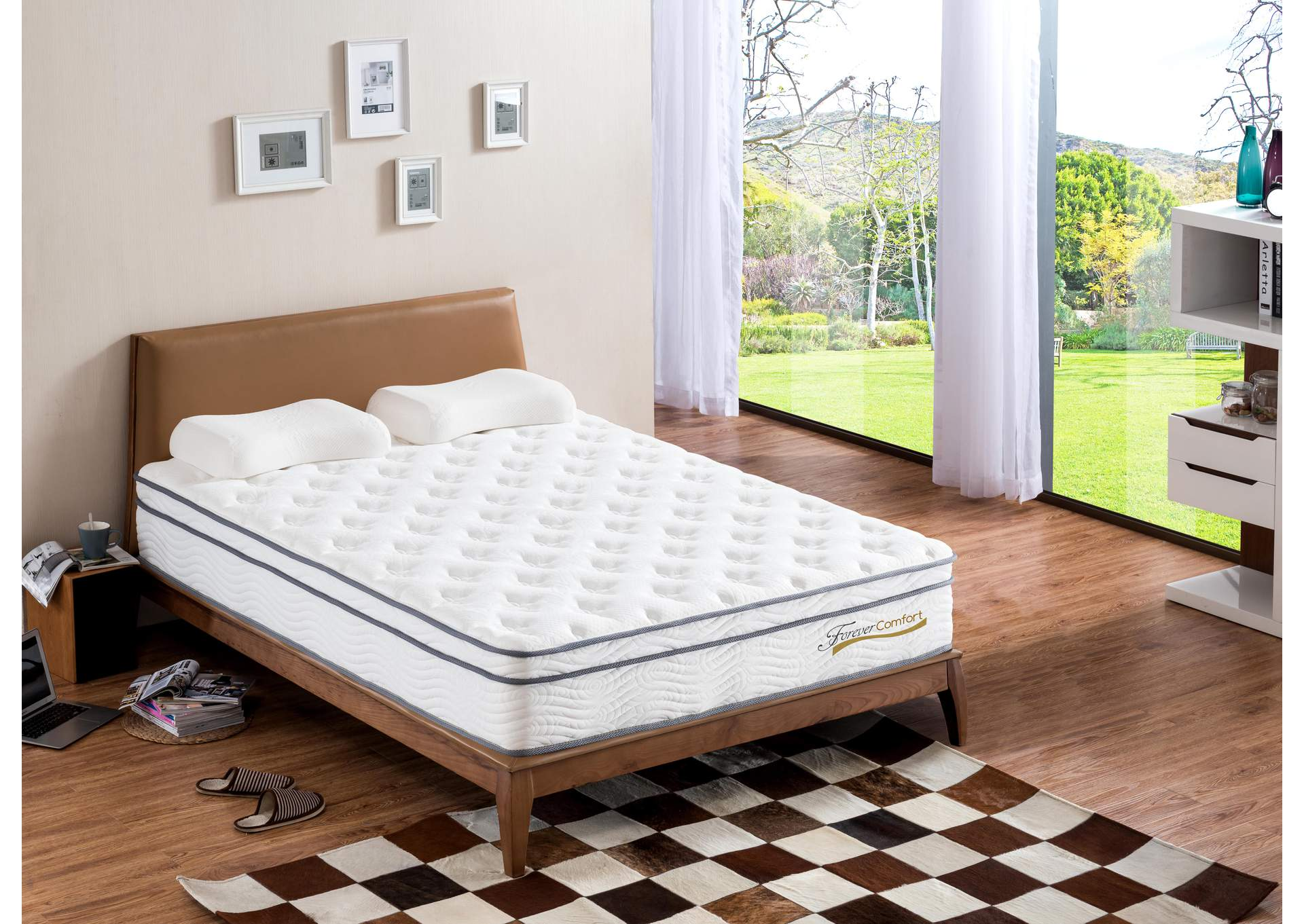 White Full Mattress,Global Trading