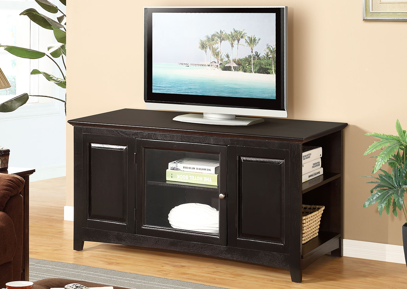 Cherry TV Stand,Global Trading