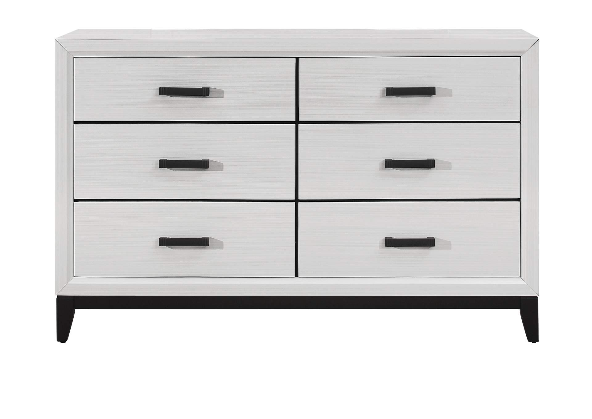 Kate White Dresser,Global Furniture USA