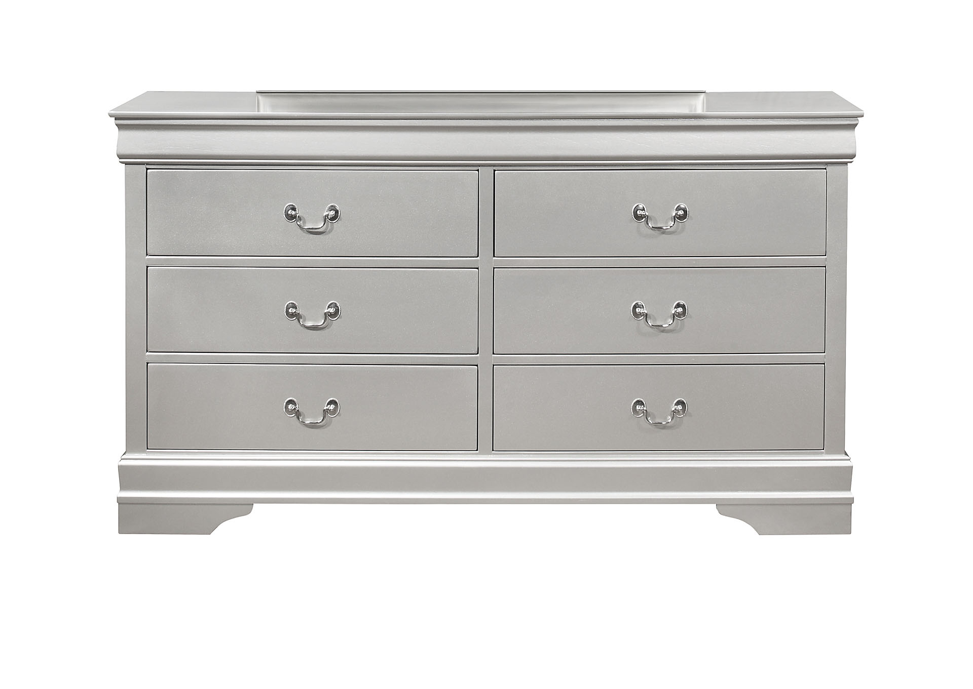 Marley Silver Dresser,Global Furniture USA