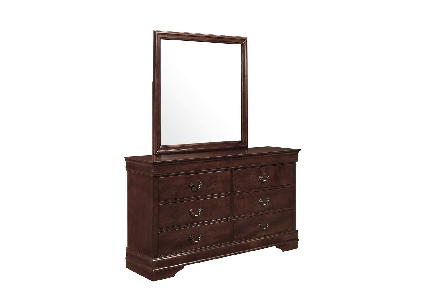 Marley Merlot Dresser,Global Furniture USA