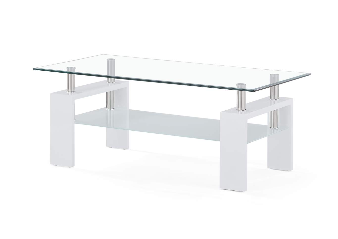 White Coffee Table,Global Furniture USA