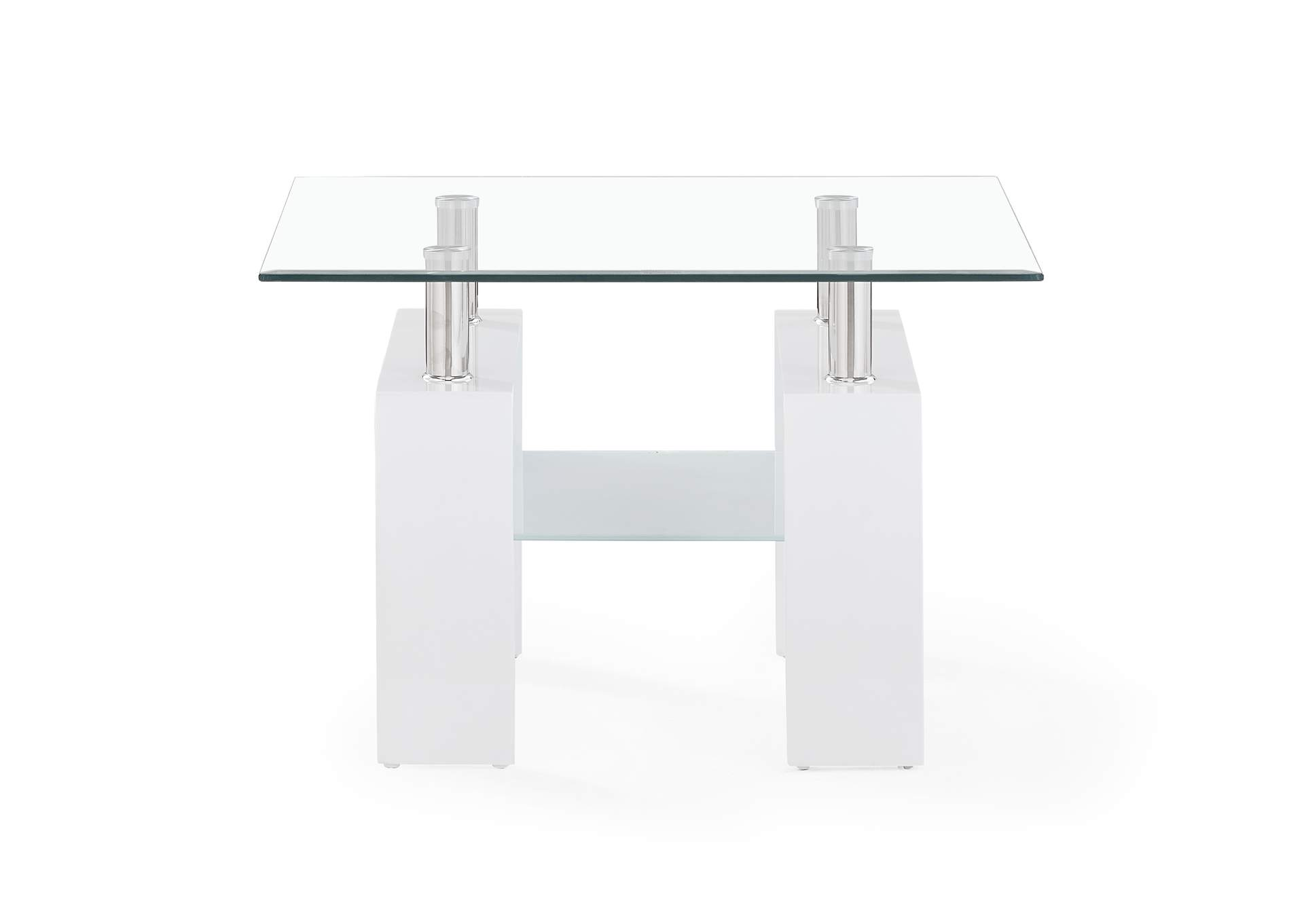 White End Table,Global Furniture USA
