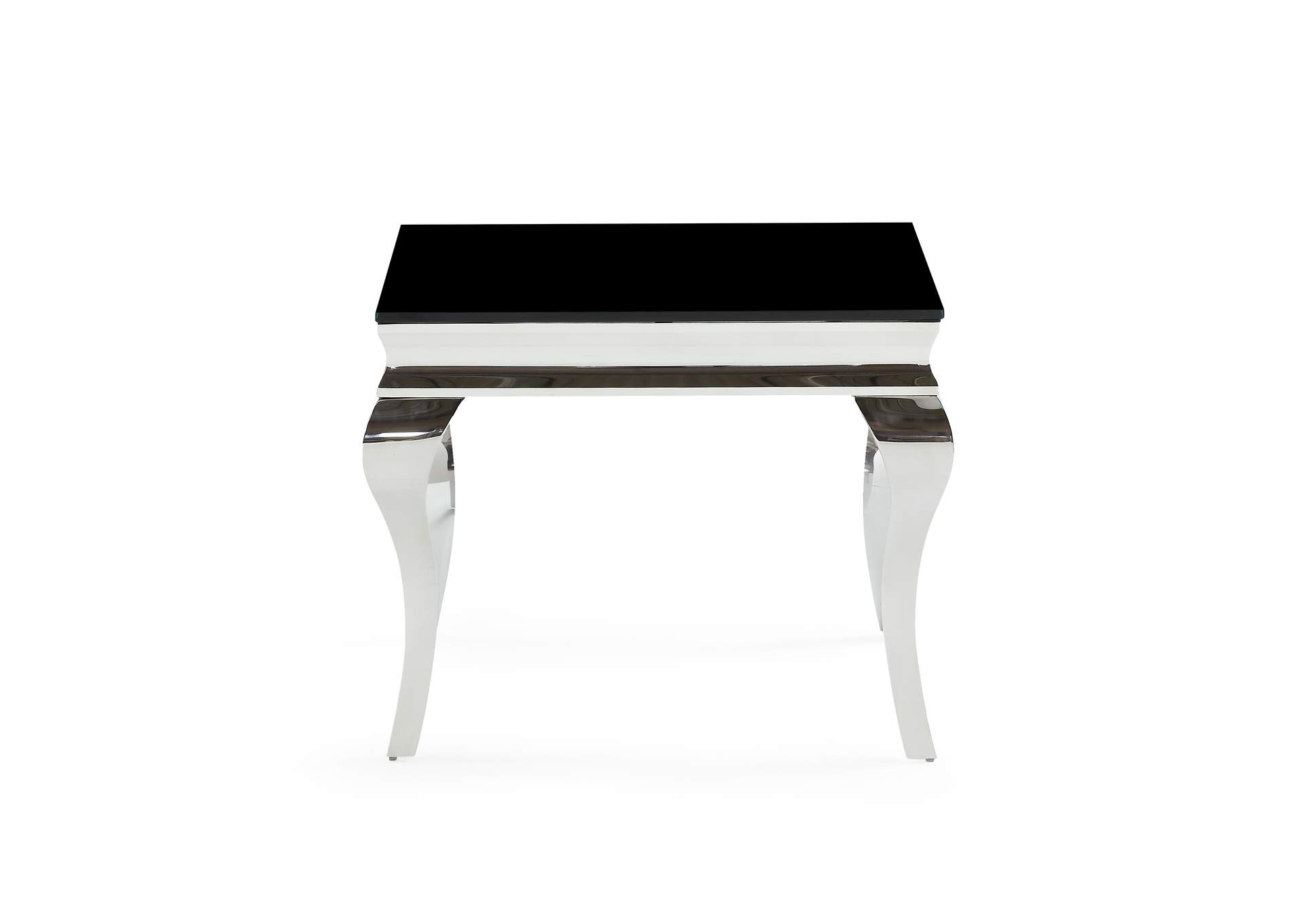 Black End Table,Global Furniture USA