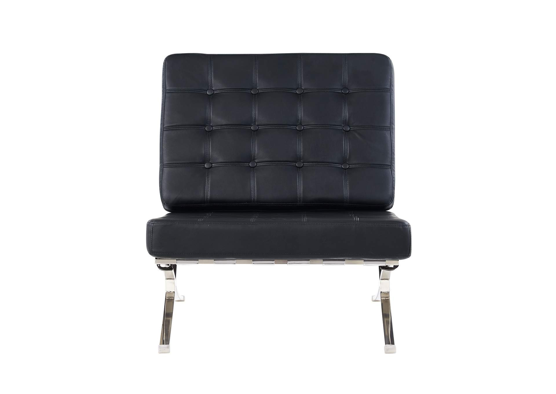 Natalie Black Chair,Global Furniture USA