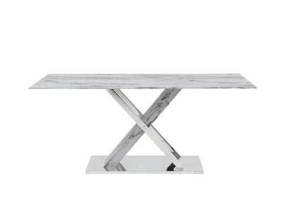 Image for Grey Dining Table