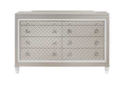 Paris Champagne Dresser,Global Furniture USA