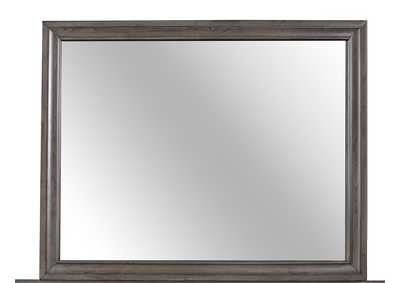 Seville Grey Dresser and Mirror,Global Furniture USA